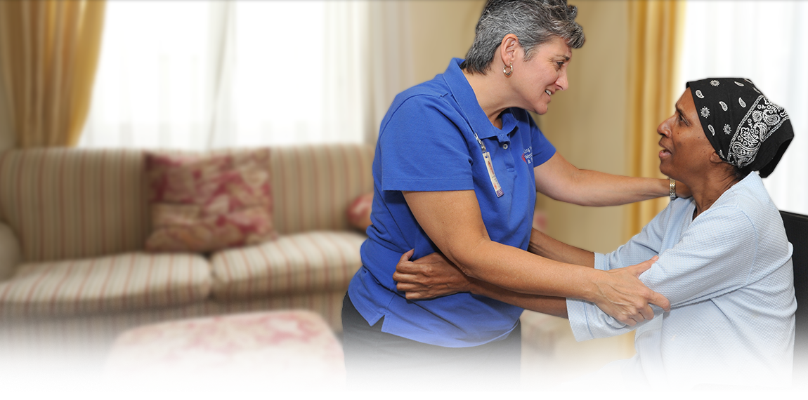 Visiting Nurse Service is here to provide home care services when you need us, 24/7.